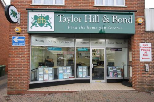 Taylor Hill & Bond – Park Gate office now open!