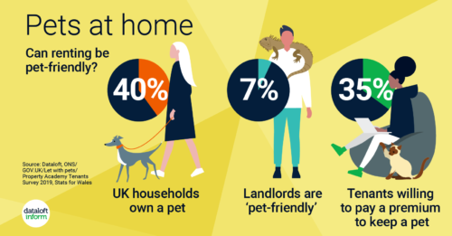 Can renting be pet friendly?