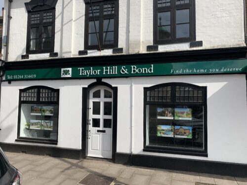 NOW OPEN – Taylor Hill & Bond Andover