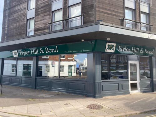 NOW OPEN – Taylor Hill & Bond Havant branch…