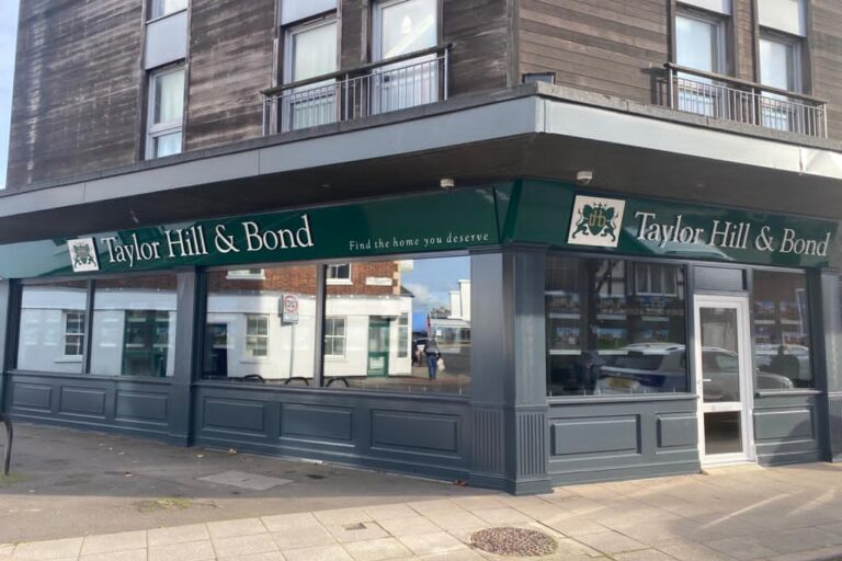 NOW OPEN – Taylor Hill & Bond Havant branch…